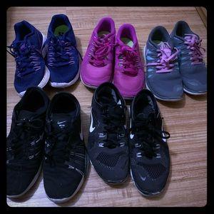 Nike shoes bundle
